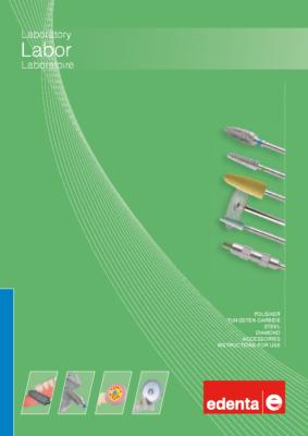 EDENTA каталог лабораторный ENG L10
