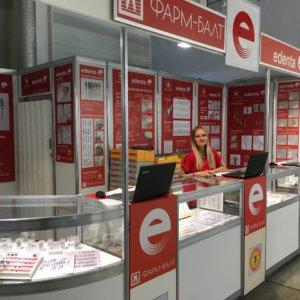 ФАРМ-БАЛТ Edenta на выставке Дентал-Экспо 2018