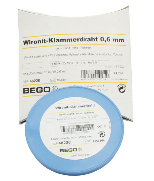 Wironit проволока для кламмеров (thumb17170)